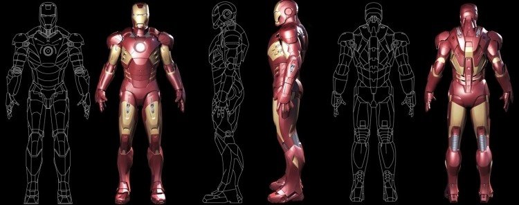 Scam alert: 3D-printed Iron Man Mark III replica suit can be yours starting at $2,000