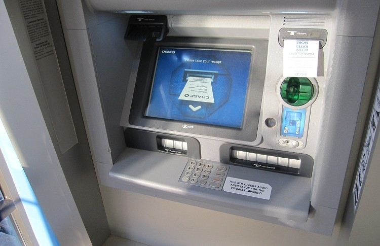 USB drives now being used to steal money from ATMs