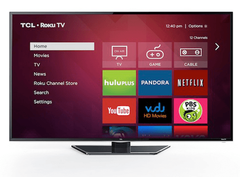 Roku announces smart TVs with built-in streaming coming this Fall