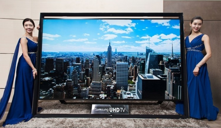 Samsung: 4K Ultra HD television adoption will happen faster than anticipated
