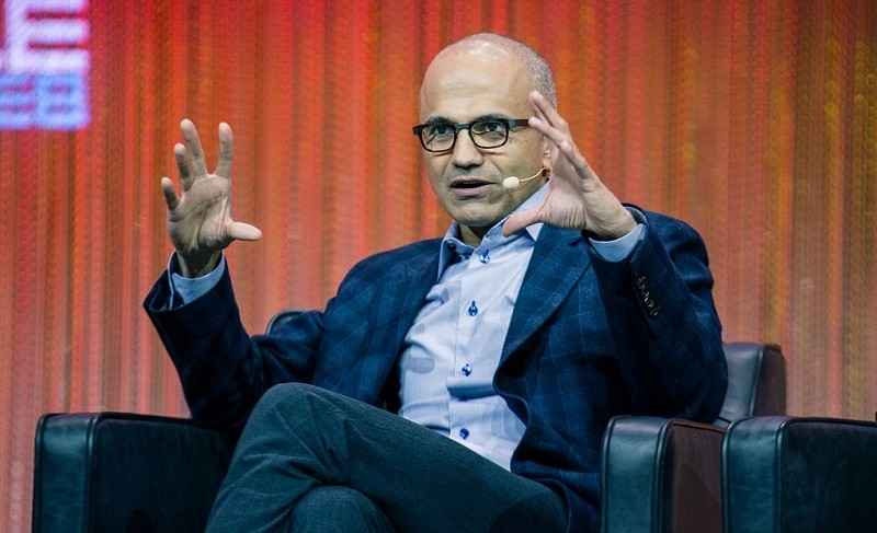 New Microsoft CEO Satya Nadella could earn up to $18 million annually