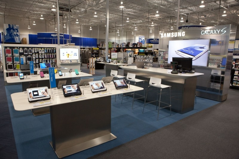 Samsung continues massive retail expansion into Canada and EU with Best Buy partnership
