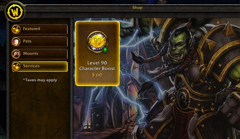 Blizzard details $60 level boost in upcoming 'World Of Warcraft' expansion