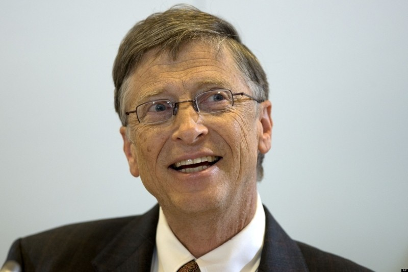 bill gates people in the news