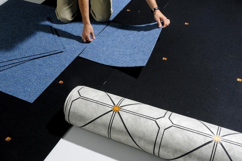 SensFloor is the smart carpet that packs a world of possibilities