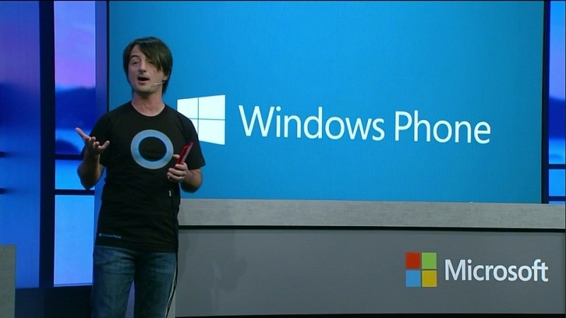Microsoft showcases Cortana personal assistant for Windows Phone during Build conference