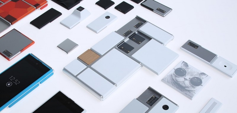 Project Ara video shows off customization options and new modular tech