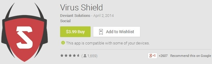 Popular Android security app 'Virus Shield' is a total ...