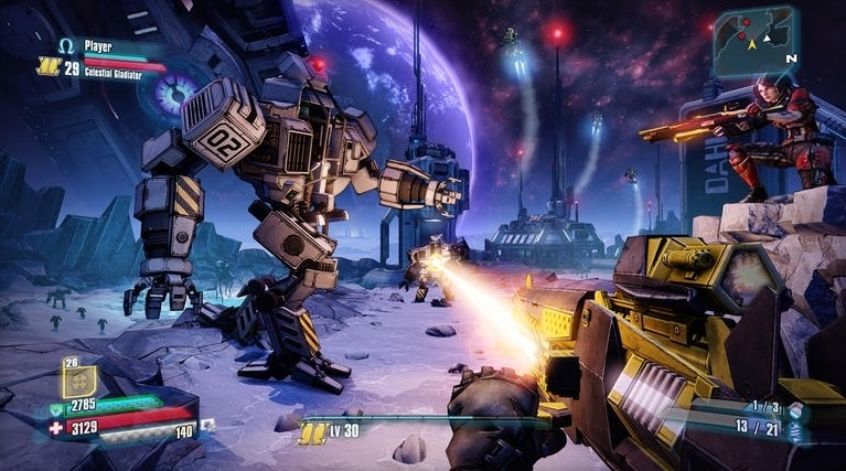 Borderlands: The Pre-Sequel' will let gamers play as