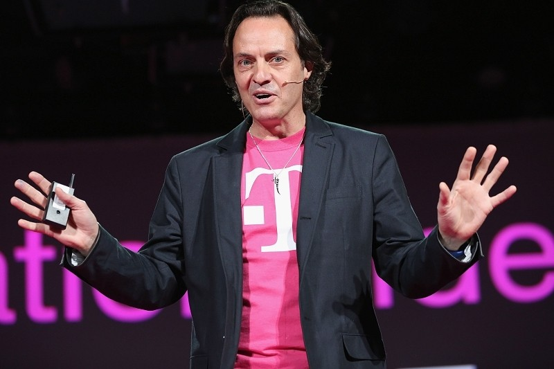 T-Mobile eliminates overage fees, challenges the competition to do the same