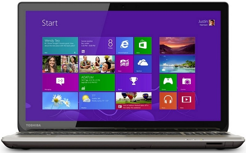 Toshiba's 4K notebook ships next week for under $1,500