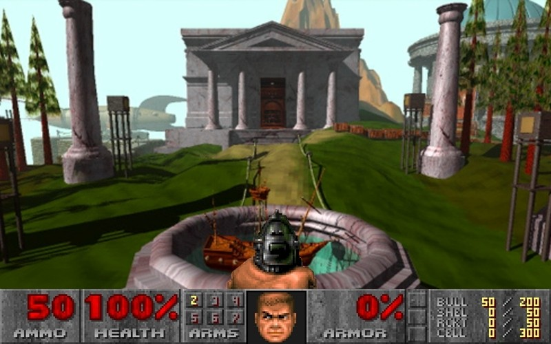 What the creators of Doom and Myst thought of each other's games in 1993