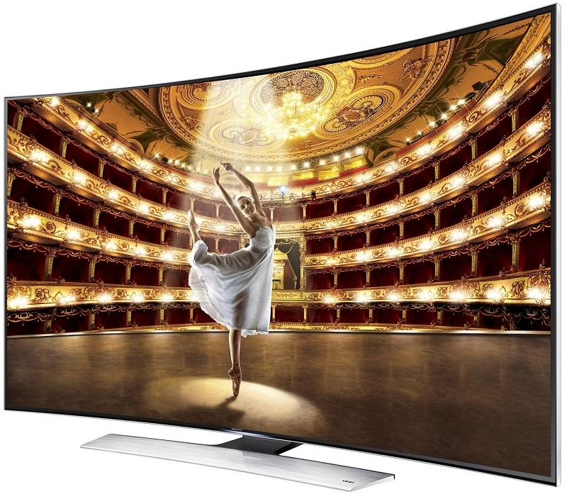Samsung offers free 4K movie bundle to those that purchase 65-inch 4K television