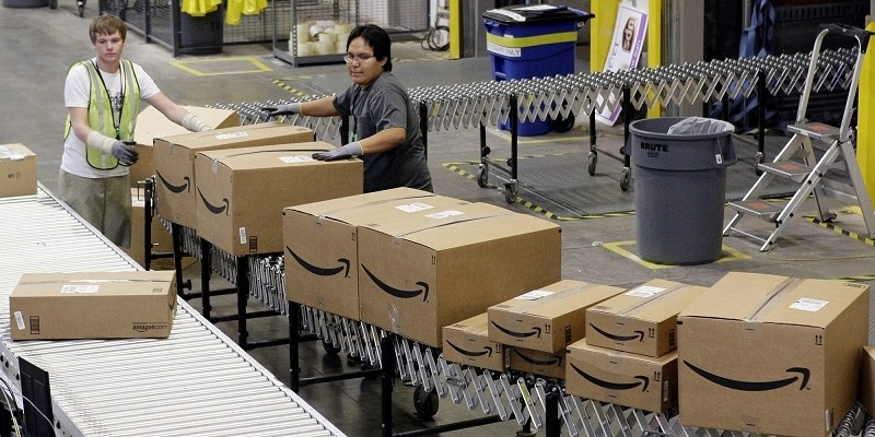 Amazon expands same-day delivery service to Dallas and San Francisco