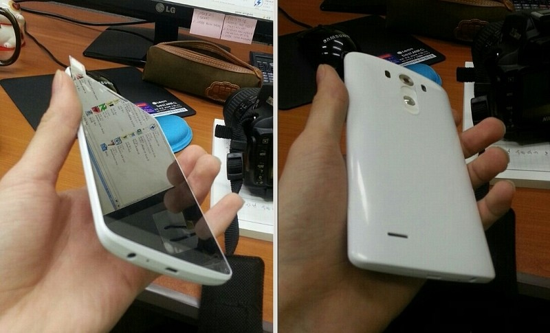 LG G3 specifications and photos hit the web