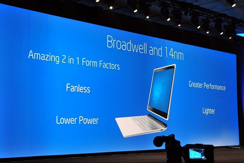Intel CEO says Broadwell will be ready in time for the holidays