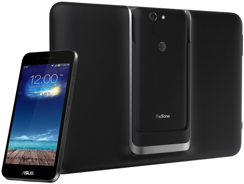 Asus PadFone X smartphone / tablet combination coming to AT&T next month