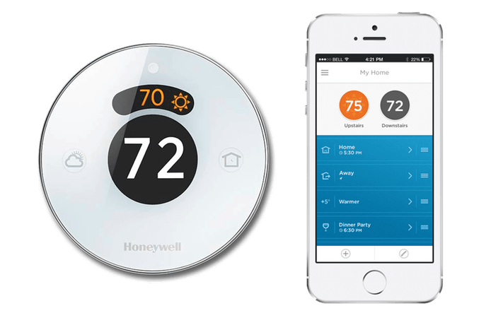 Honeywell takes aim at Nest with $279 Lyric smart thermostat