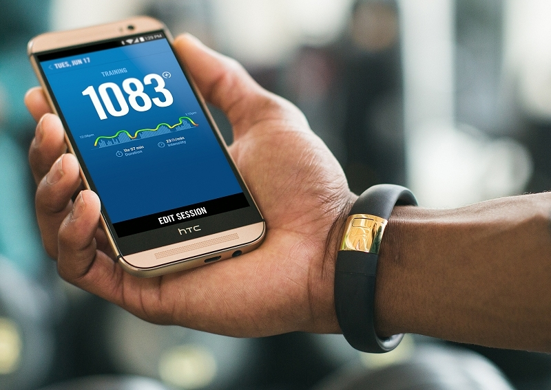 Nike+ FuelBand app finally arrives on Android