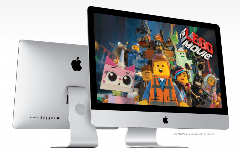 The new $1,099 iMac's 8GB of RAM is soldered in and not upgradeable