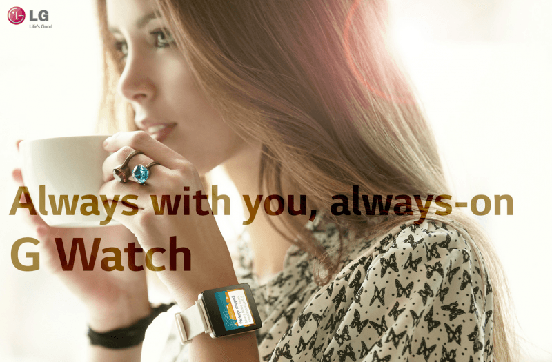 Google launches Android Wear smartwatch OS, LG G watch available to order today