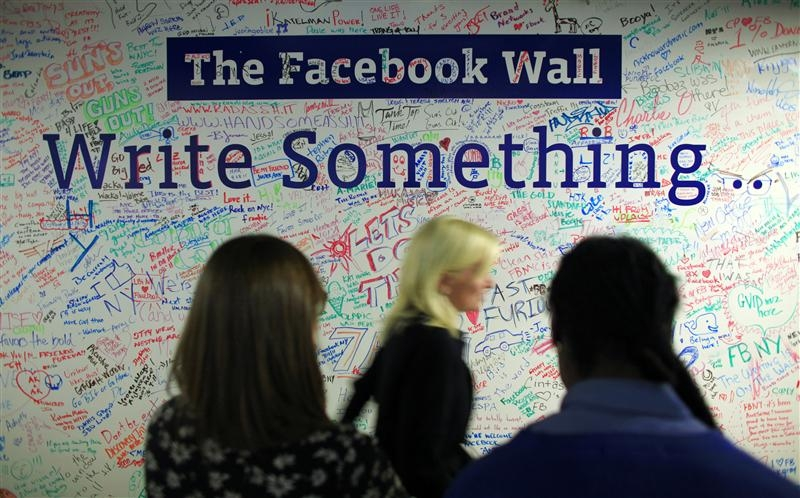 Facebook's inaugural diversity report dominated by white males