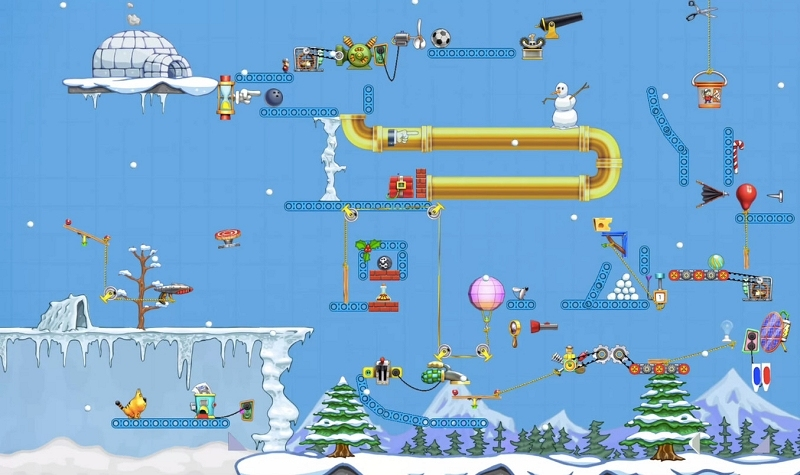 "Contraption Maker"" is the spiritual successor to ""The Incredible ..."