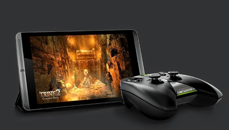 Nvidia's Shield tablet is available now and promoting Twitch streaming
