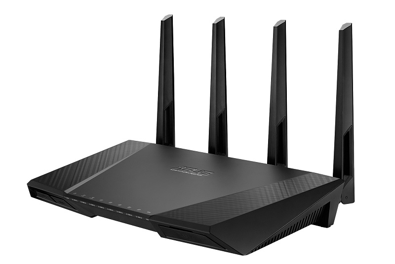 Asus lays claim to the world's fastest Wi-Fi 802.11ac router