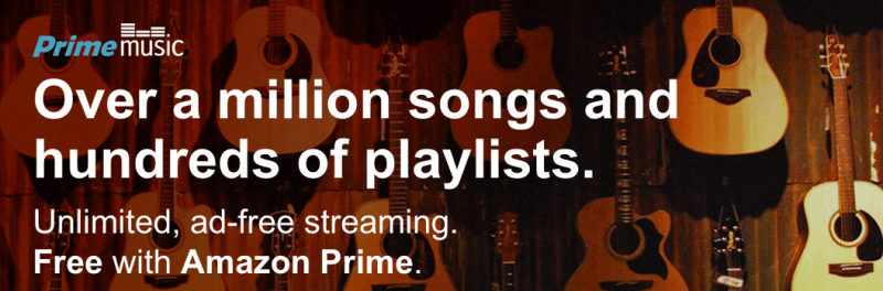 Amazon updates Prime Music library with a massive number of new songs and more