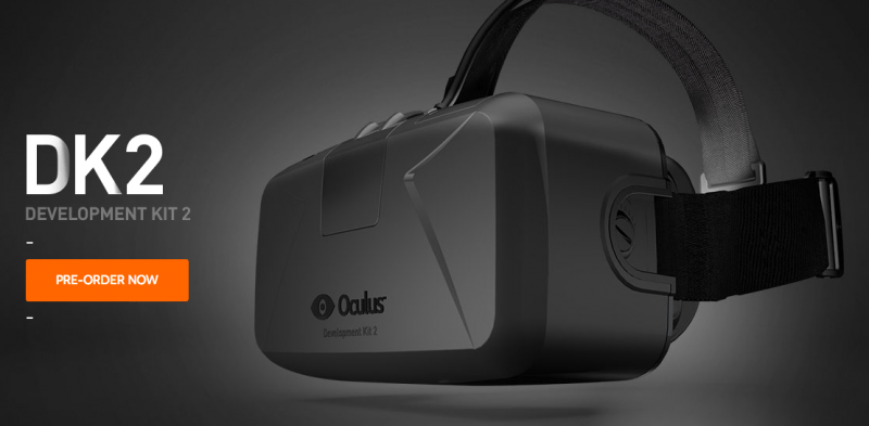 The new Oculus Rift kits have begun shipping out to developers
