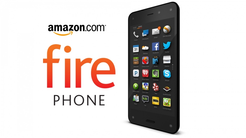 Amazon adds a number of key features with its first Fire phone software update