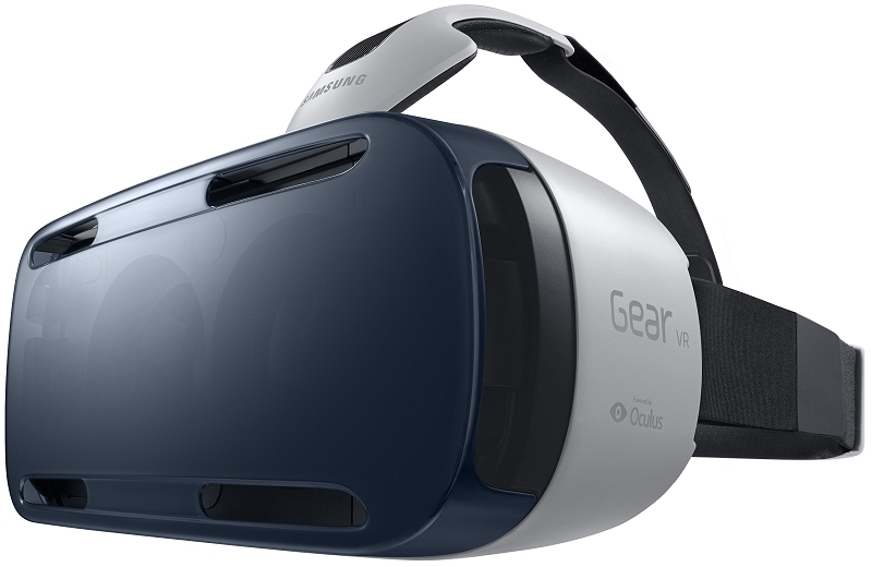 Samsung partners with Oculus to create a portable VR headset for the Galaxy Note 4
