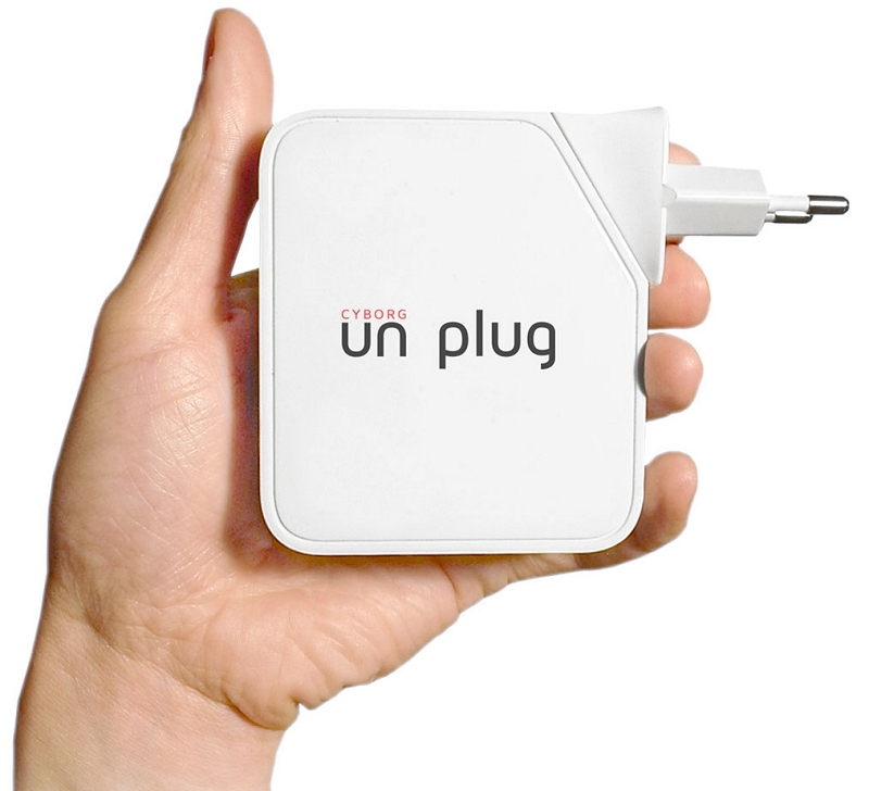 Cyborg Unplug scans your Wi-Fi network for potential