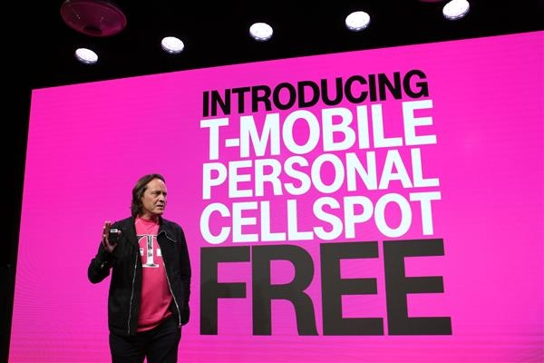 T-Mobile announces free Wi-Fi calling and texting, Personal Cell