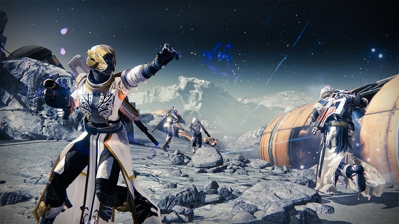 'Destiny' becomes the biggest new video game franchise launch in history