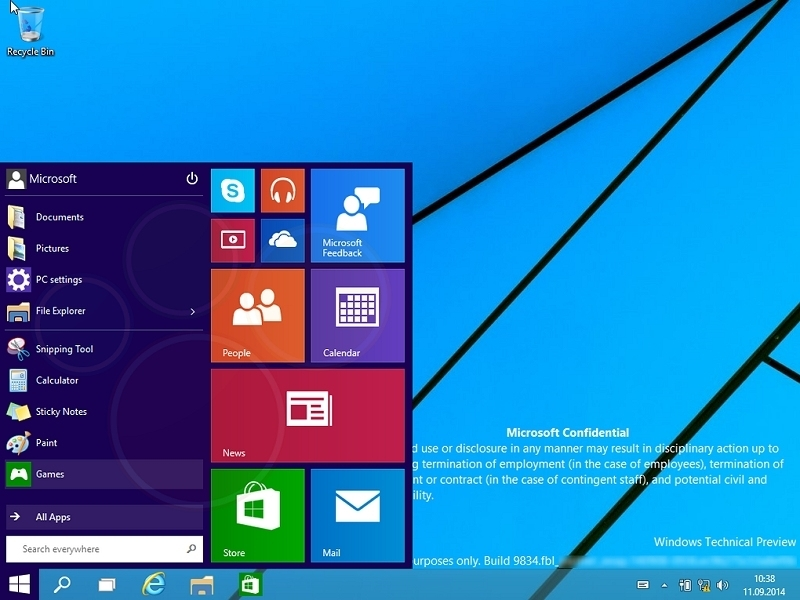 Microsoft issues invites for 'Windows 9' event on September 30th