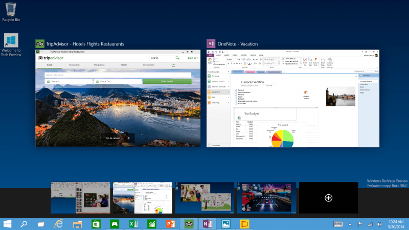 Download Now: Windows 10 Technical Preview - TechSpot