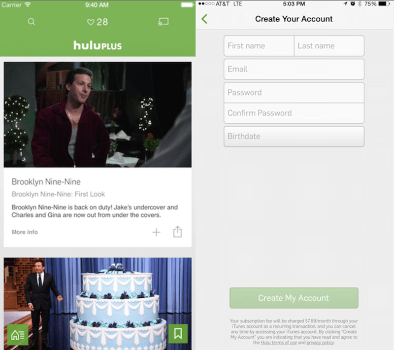 how to get a hulu subscription