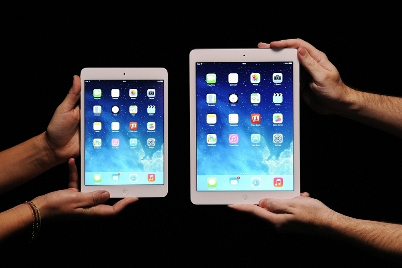 Overwhelming demand for new iPhones is forcing Apple to delay production of larger iPad