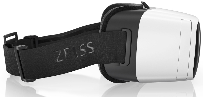 Carl Zeiss unveils VR One headset, similar to Samsung's Gear VR but half the price
