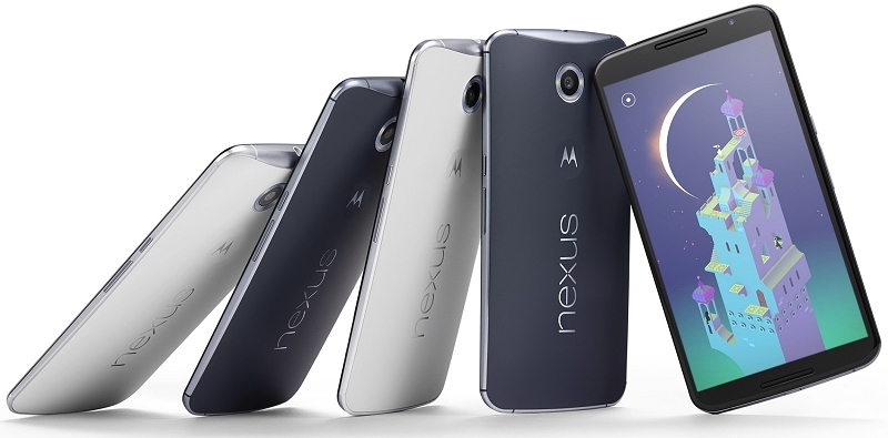 Shamu is official: Google unveils the Nexus 6, will ship with Android 5.0 Lollipop