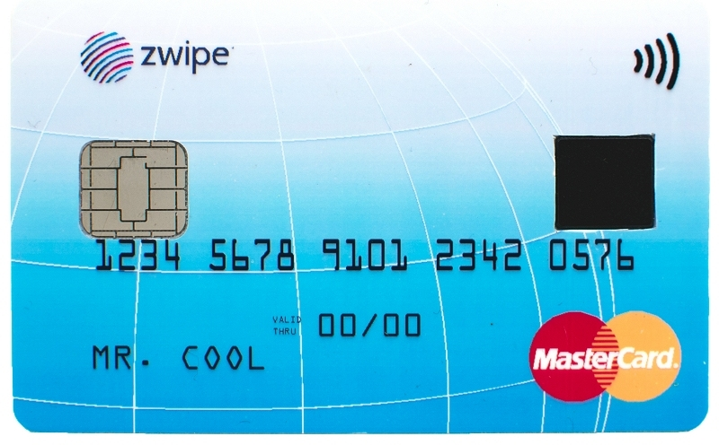 MasterCard adds fingerprint scanner to upcoming contactless payment card
