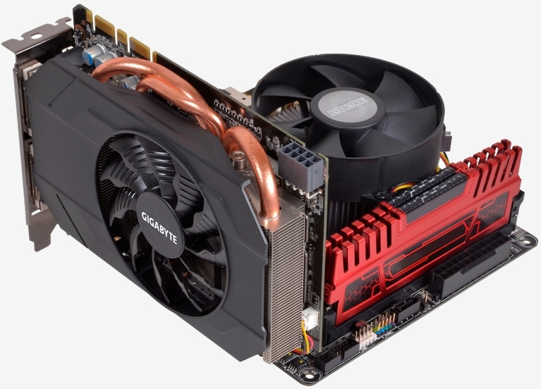 Gigabyte unveils mini-ITX GeForce GTX 970, doesn't skimp on performance