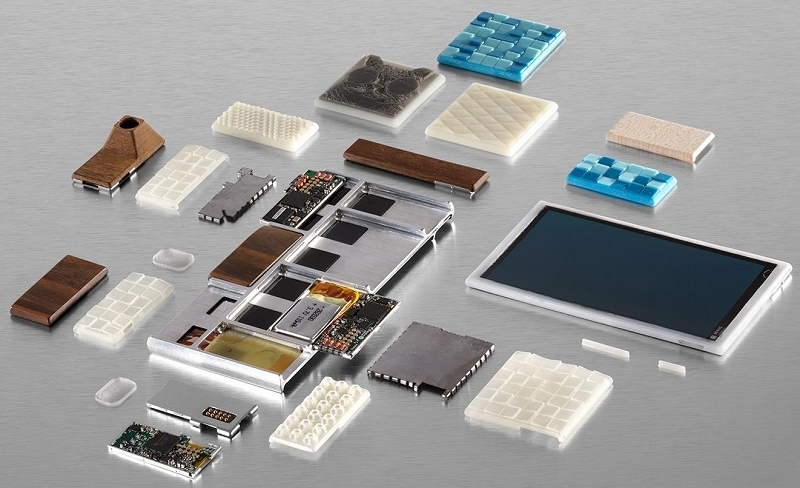Google is building a version of its Play Store to sell Project Ara modules
