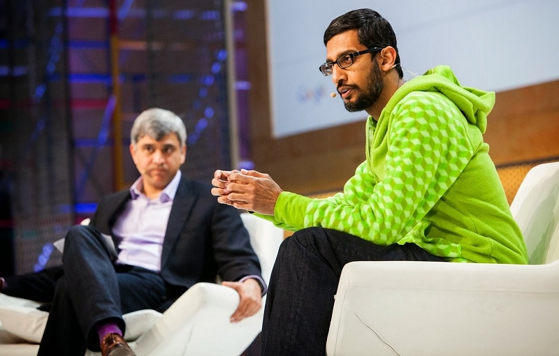 Android chief Sundar Pichai now in charge of nearly everything at Google