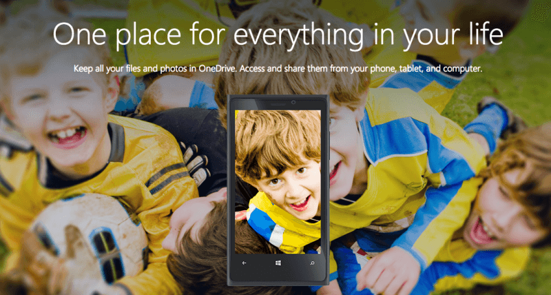Microsoft announces unlimited OneDrive cloud storage for Office 365 subscribers