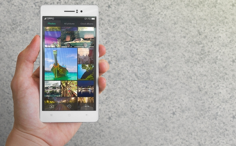 Oppo R5 crowned world's slimmest smartphone at 4.85mm ...