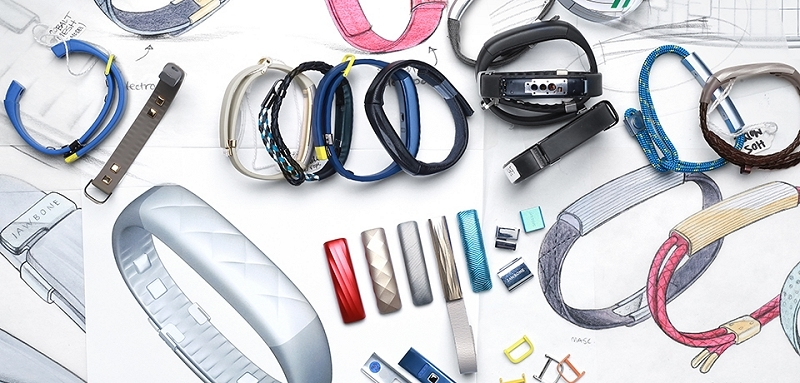 Jawbone unveils budget-minded UP Move, high-end UP3 fitness trackers