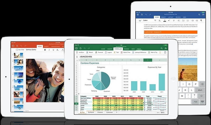 Microsoft now offers office for free on mobile devices launches android tablet preview techspot - Office for mobile devices ...